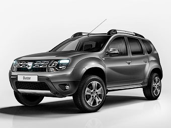 Renault обновила Duster - Renault
