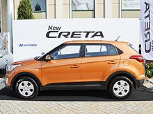 Hyundai Creta: Новый герой из мегаполиса