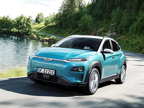Genesis G70, Hyundai Kona и Kona Electric назвали «Автомобилями года-2019» в Северной Америке - Hyundai